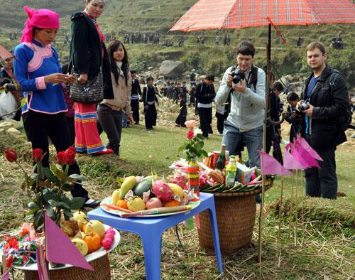 Lễ hội cúng nương Sapa
