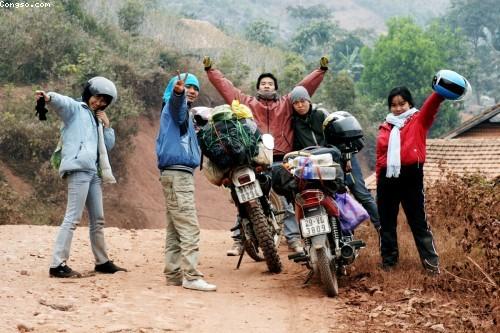 Phượt xe máy khi du lịch Sapa