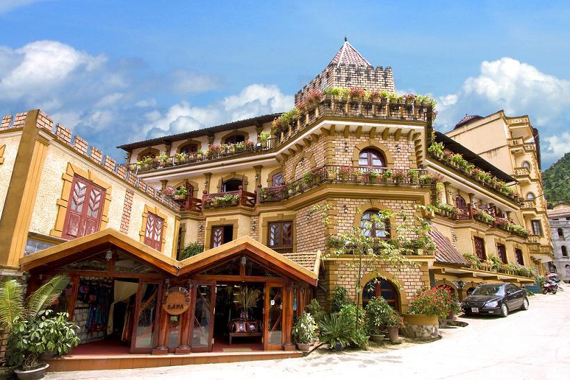 Khách sạn Châu Long - Sapa