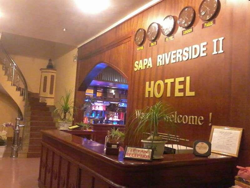 Khách sạn Riverside II nằm gần hồ Sapa