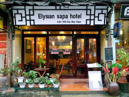 Khách sạn Elysian Sapa