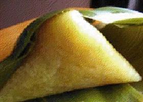 Bánh đao được gói trong lá chuối