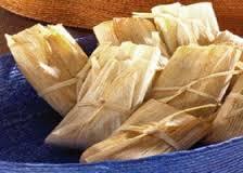 Bánh được làm từ ngô non