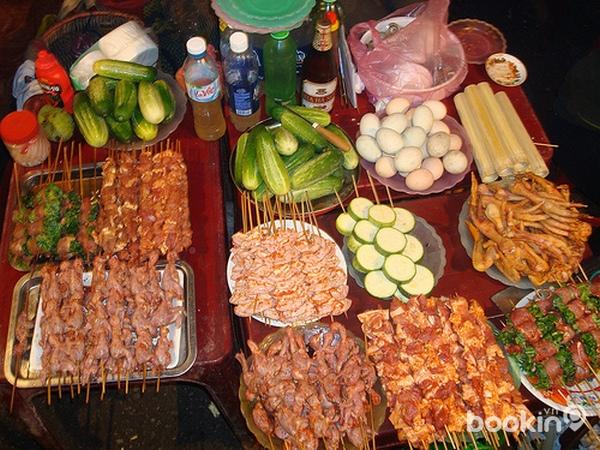 Đặc sản đồ nướng Sapa
