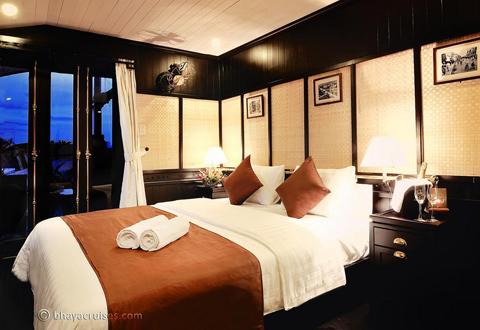 Phòng ngủ thoáng mát,tiện nghi hiện đại