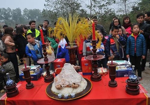 Lễ hội đón tết của người dân tộc Phù Lá