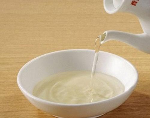 Dấm gạo