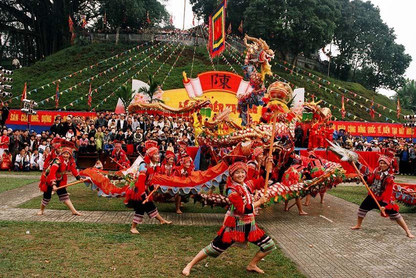 Năm du lịch Lào Cai mở màn bằng Lễ hội đền Thượng