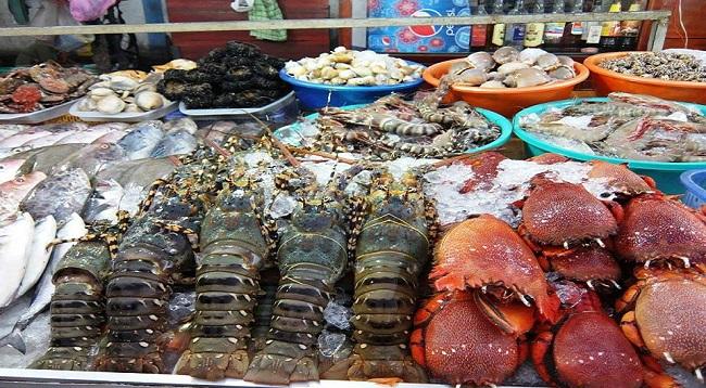 Thưởng thức những món ăn rất riêng, lạ của vùng biển Nhật Lệ